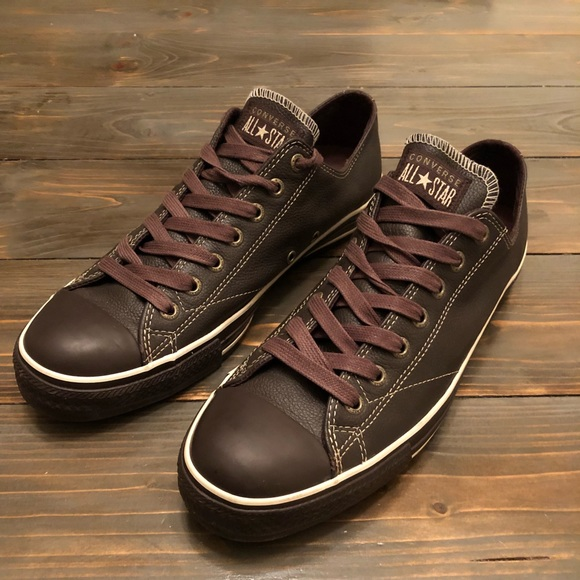 826e9a38ed3485 Converse Other - Men s brown leather Converse